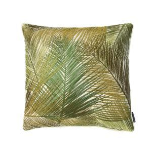 ATD CASA Simple Decorative Throw Pillow Green Embroidery Cushion Cover Pillow Cover