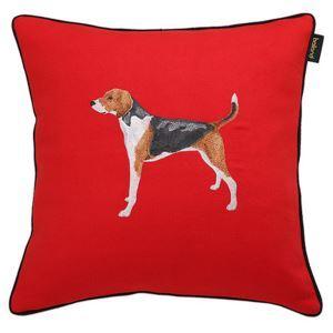 Dogs Design Lumbar PillowOffice Pillow Cover Sofa Cushion Cover