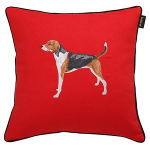 Dogs Design Bed Cushion Lumbar Pillo wOffice Pillow Cover Sofa Cushion Cover