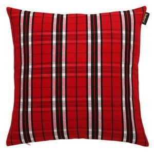 Worsted London Style Check Patterns Lumbar Pillow Office Pillow Cover Sofa Cushion Cover