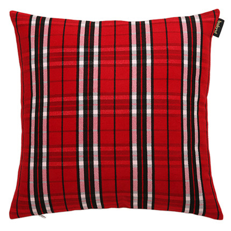 Home Textiles   Throws U0026 Pillows   Worsted London Style Check Patterns  Lumbar Pillow Office Pillow Cover Sofa Cushion Cover