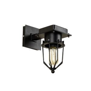 American Industrial Retro Style Personality Creative Iron Craft Single Head Wall Light