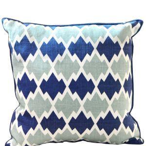Fashion Geometric Pattern Bed Linen Sofa Cushion Pillow Leisure Decoration Pillow