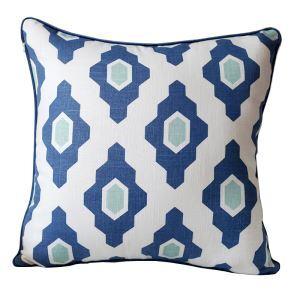 Fashion Diamond Bed Linen Pillow Geometric Pattern Sofa Cushion Decoration Leisure Pillow