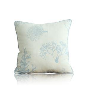 Fresh Cotton And Linen Hold Home Living Room Cushions Ariel Series Pillow Lumbar Pillow