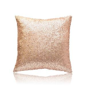 Sequins Pillow Sofa Pillow Holiday Pillow