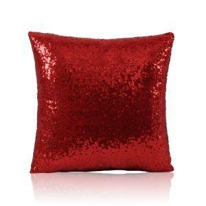 Sequins Pillow Sofa Pillow Holiday Pillow