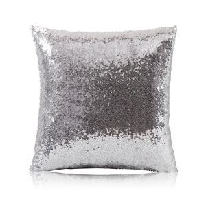 Sequins Pillow Cover Sofa Pillow Cover Holiday Pillow Cover
