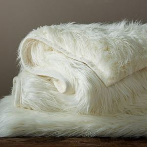 Faux Beach Sheep Blankets Composite Faux Fur Blanket