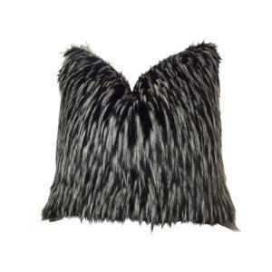 Reed Flowers Fur Livingroom Pillow Fur Pillow 45*45cm