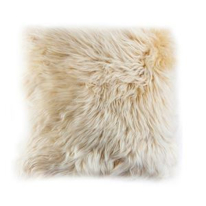 Faux Beach Wool Fur Pillow Sofa Pillow Cushions Car Cushions