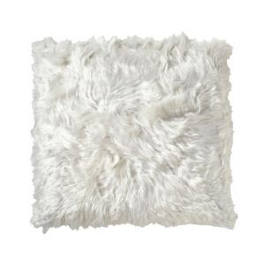 Modern Pillow Cover Faux Rabbit Fur Pillow Cover Car Pillow Cover Fur Pillow Cover