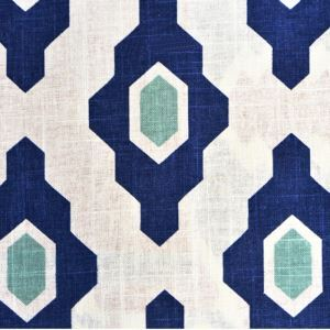Fashion Geometry Pattern Printing Textile Fabrics
