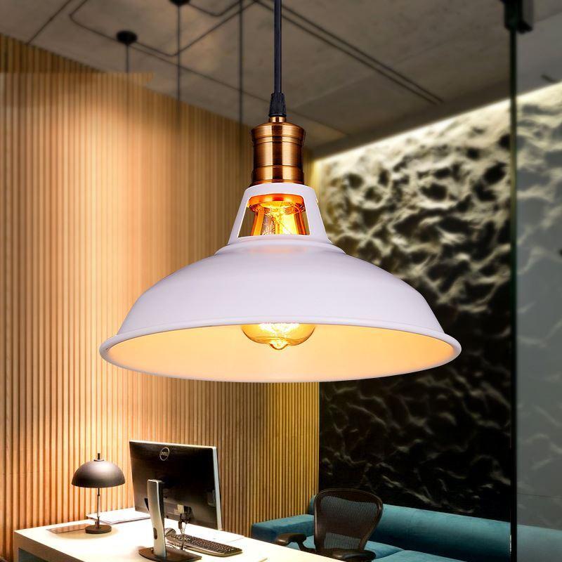lighting ceiling lights pendant lights american rural industrial retro style iron craft. Black Bedroom Furniture Sets. Home Design Ideas