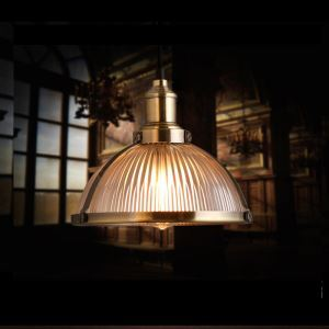 American Rural Industrial Retro Style Iron Craft Pendant Light