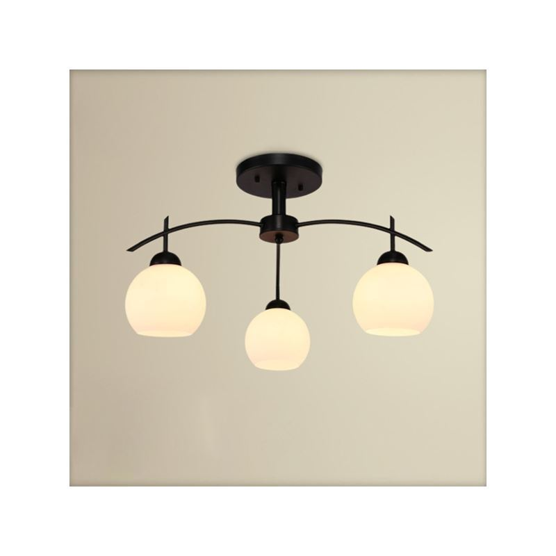 Lighting ceiling lights pendant lights american for Luminaire suspension 3 ampoules