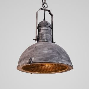 (In Stock)American Rural Industrial Retro Style Iron Craft Creative Personalized Pendant Light