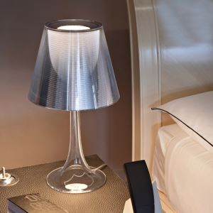 Beautiful Cone Shaded Designer Table Lamps in Chic Design