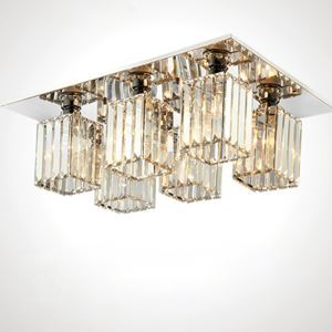 Pendant Lights / Flush Mount Crystal / Bulb Included Modern/Contemporary Living Room / Bedroom / Dining Room Crystal