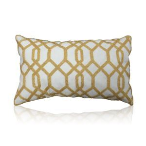 Homelava Handmade Custom Beading Lumber Pillow
