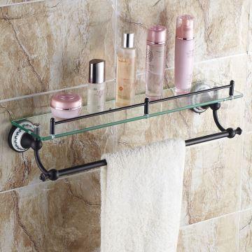 Charmant European Style Bathroom Products Bathroom Accessories Copper Art Retro Bath  Shelf