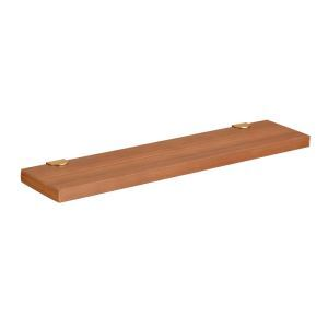 European Simple Style Bathroom Products Bathroom Accessories Wood Art Bath Shelf