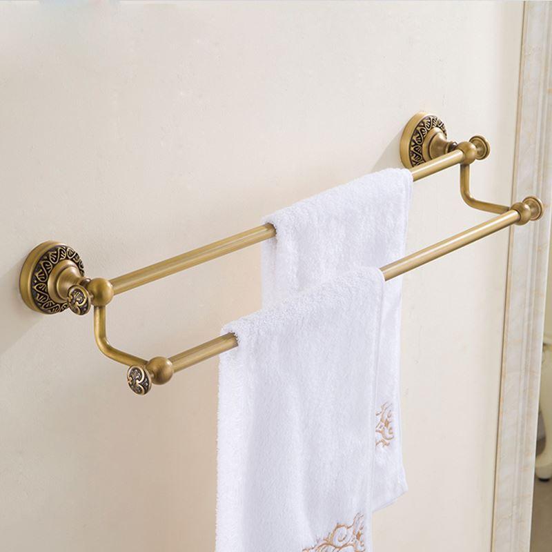 Bathroom - Towel Bars - European Retro Style Bathroom ...
