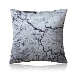 Modern Natural Texture Pattern Satin Printing Pillow Cover