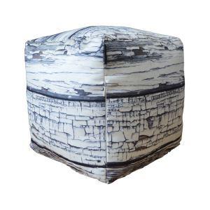 Modern Bark Texture Pattern Satin Printing Pillow