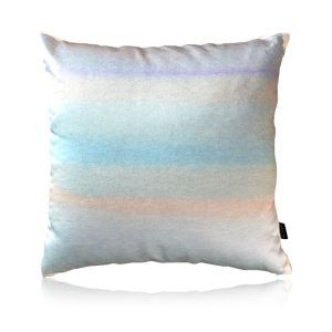 Modern Color Gradient Satin Printing Pillow Cover