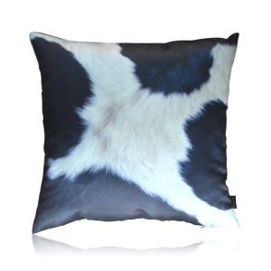 Modern Animal Fur Stain Printing Pillow Cover