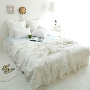 American Village Pure Cotton Washing Cotton Sheets Quilt Cover