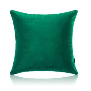 Modern Simple Velvet Solid Color Plush Sofa Pillow Cover Car Office Cushions Cover 5 Colors 30*50cm
