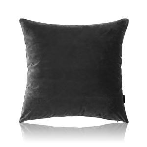 Modern Simple Velvet Solid Color Plush Sofa Pillow Cover Car Office Cushions Cover 10 Colors 30*50cm