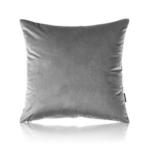 Modern Simple Velvet Solid Color Plush Sofa Pillow Cover Car Office Cushions Cover 10 Colors 45*45cm