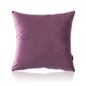 Modern Simple Velvet Solid Color Plush Sofa Pillow Cover Car Office Cushions Cover 10 Colors 65*65cm