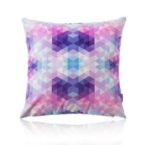 Nordic Fantastic Color Geometric Abstraction Ultra Soft Cotton Sofa Pillow