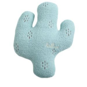 Cute Cactus Plush Pillow Car Office Pillow Baby Toy