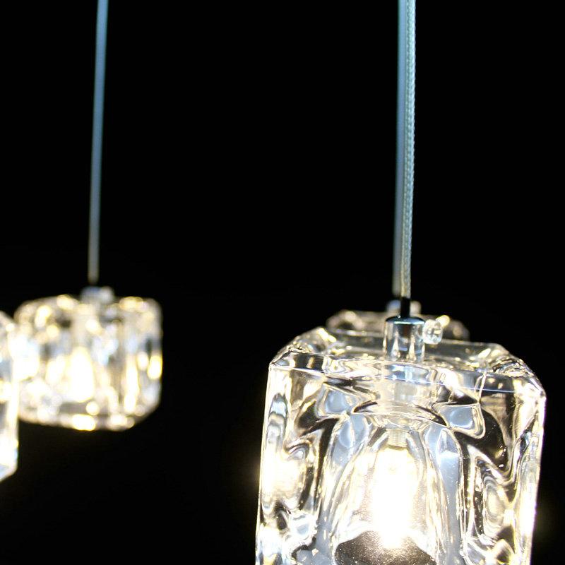 Clear Glass Mini Pendant Light One Light Mini Pendant For Kitchen Island