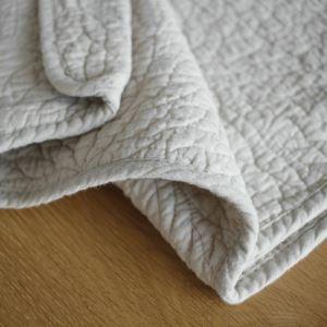 Modern Simple Cotton Washed Quilted Quilt Three Piece Set Summer Quilt 220*240cm