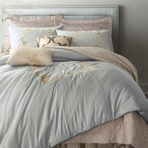 Traditional Simple Angel Wing Advanced Customization Bedding Cotton Four-piece Set Bedding