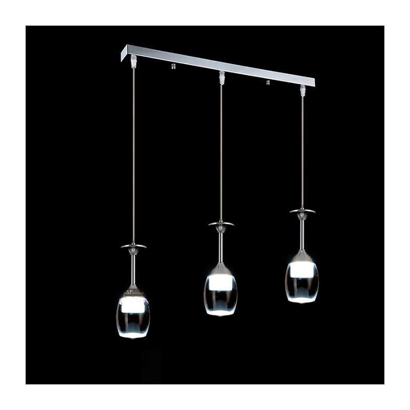 Lighting - Ceiling Lights - Pendant Lights - 3Wx3 LED Light Cup ...
