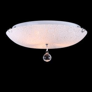 Crystal  LED Flush Mount , Modern  Contemporary Living Room  Bedroom  Dining Room  Kitchen  Bathroom  Kids Room  Entry  Game Room  Hallway  Garage
