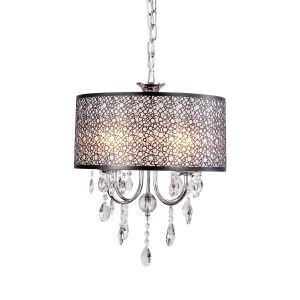Chandeliers Crystal Traditional/Classic Bedroom / Dining Room Lighting Ideas / Entry Metal