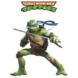 Cartoon TURTLES Ninja Turtles Children Room Bedroom Living Room Entrance PVC 3D Wall Stickers