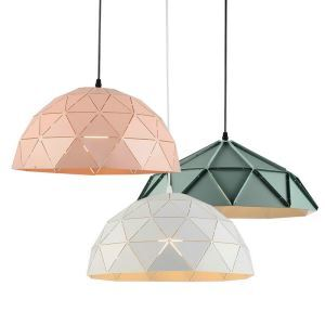 Nordic Simple Pendant Light Creative Dining Room Study Room Bedroom light Iron Craft Single Light