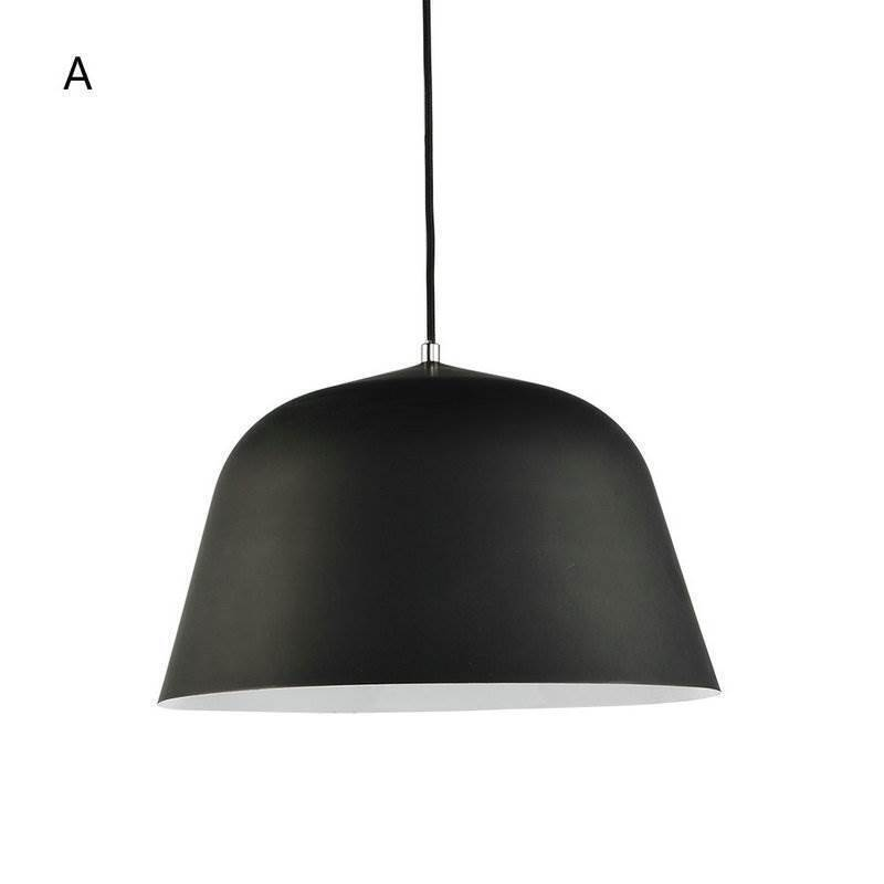 ... Nordic Simple Pendant Light Creative Dining Room Study Room Bedroom  light Single Light-img_2 ...