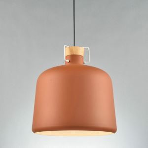 Nordic Simple Pendant Light Khaki Creative Dining Room Study Room Bedroom light Single Light