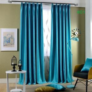 Modern Simple Retro Italian Velvet Curtains Stage curtains Advanced Custom