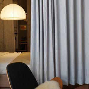 American Countryside New Chinese Style Classical Curtain Advanced Custom